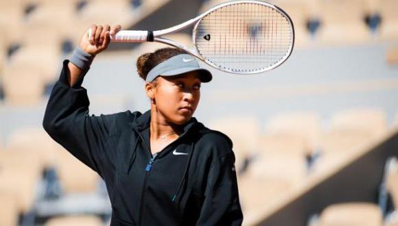 Naomi Osaka profundizó en los problemas de salud mental que padece. (Foto: EFE)