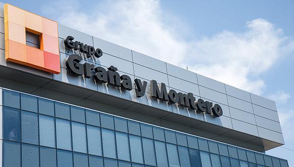 Las acciones de Graña y Montero ha caído XXX en el mercado local en lo que va del año. (Foto: El Comercio)