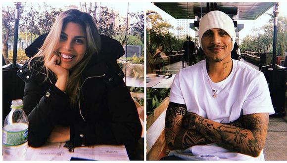 Paolo Guerrero y Alondra García Miró publican la misma foto y delatan su amor (Foto: Instagram)