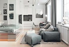 En 32 m2: un lindo departamento para vivir en pareja | FOTOS