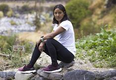 Inés Melchor triunfó en la Maratón de Los Andes de Cerro de Pasco