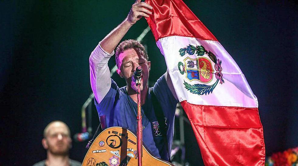 Miles de fans se rindieron ante la magia musical de Coldplay - 1