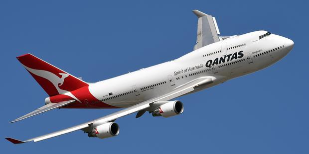 Qantas Airlines has proposed to increase its flights on the New Zealand-Australia route.  AFP