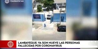 Coronavirus en Perú: Lambayeque es la segunda región con mayor número de muertes por COVID-19