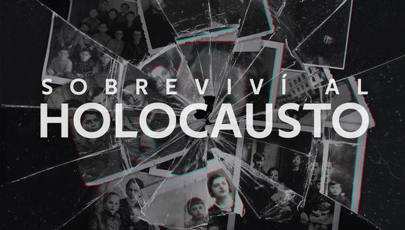 """""""Sobreviví al Holocausto"""" será exhibido como parte de una serie de eventos organizados por la embajada de Israel y el Ministerio de Cultura en conmemoración por los 75 años de la liberación del campo de concentración de Auschwitz. (Carls Mayo / El Comercio)"""