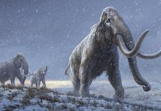 ¿Qué revela el ADN más antiguo del mundo sobre la vida de los mamuts?