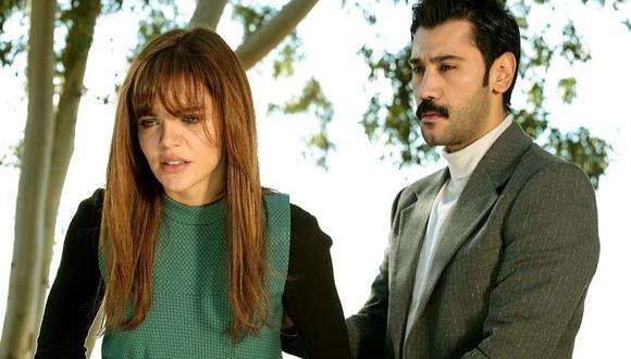 "Hilal Altınbilek y Uğur Güneş son pareja en la ficción turca ""Tierra amarga"" (Foto: Tims & B Productions)"
