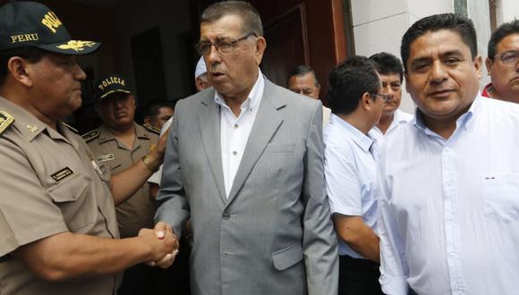 Mandriotti habría pedido el apoyo, mediante el exjuez Walter Ríos Montalvo, a una Sala Superior Civil del Callao para que le adjudicaran un predio a la empresa pesquera Capricornio. (Foto: Miguel Bellido/ GEC)
