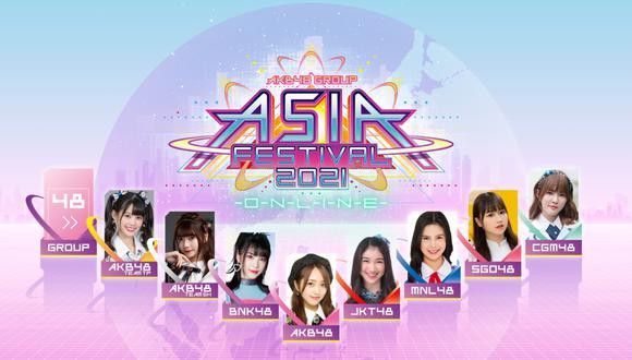 El festival se realizará en el Tokyo Dome City Hall (Japón). (Foto: AKB48 Group Asia Festival)