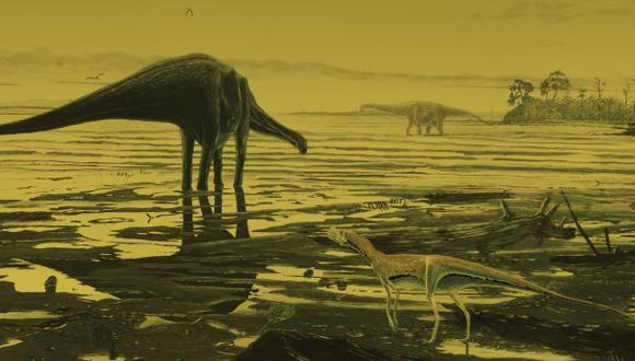 No solo el meteorito extinguió a los dinosaurios