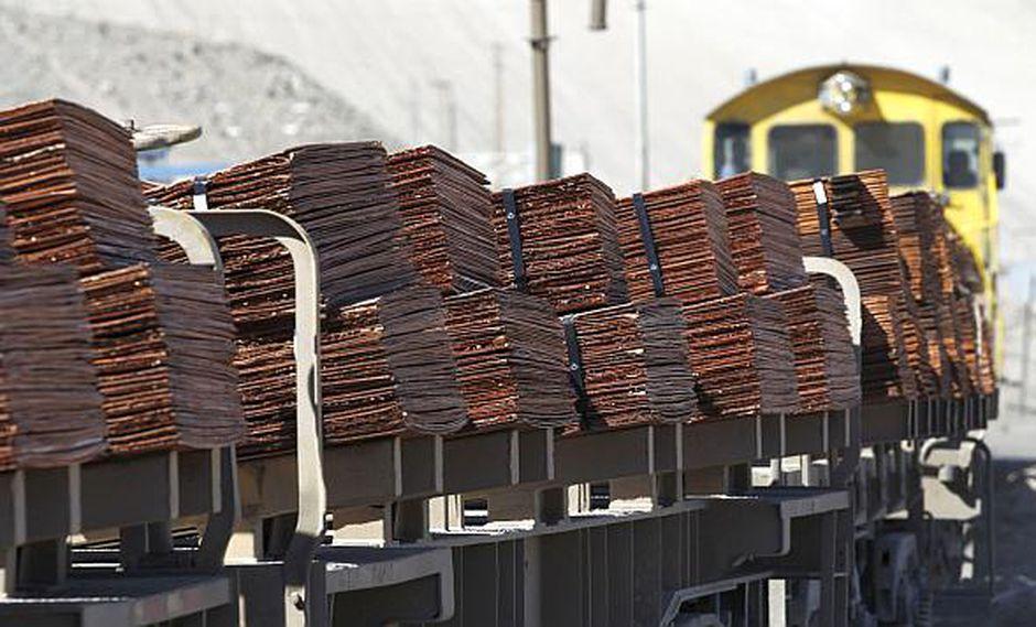 El cobre abrió a la baja el martes. (Foto: Reuters)