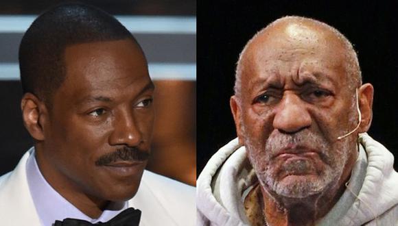 Eddie Murphy cuenta por qué rechazó parodiar a Bill Cosby