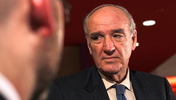 José García Belaunde fue ministro de Relaciones Exteriores entre 2006 y 2011. (Foto: GEC)