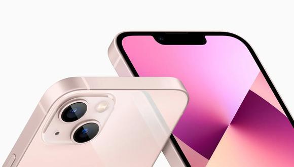 Conoce el precio del iPhone 13 y iPhone 13 mini en Latinoamérica. (Foto: Apple)