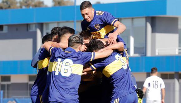 Boca Juniors vs. San Lorenzo chocan por la Liga Profesional de Argentina. (Foto: Boca Juniors)