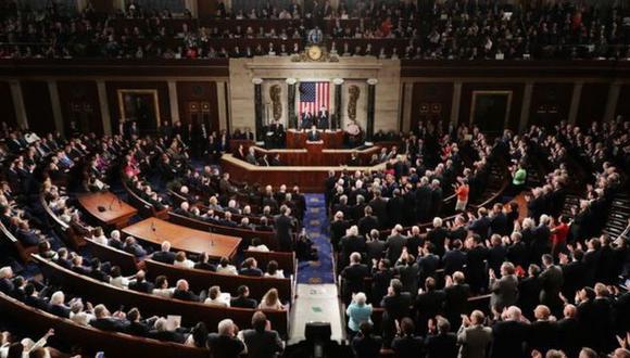 La enmienda 25 puede requerir el voto favorable de dos tercios de los miembros de ambas cámaras del Congreso de Estados Unidos. (Foto: BBC Mundo vía Getty Image)