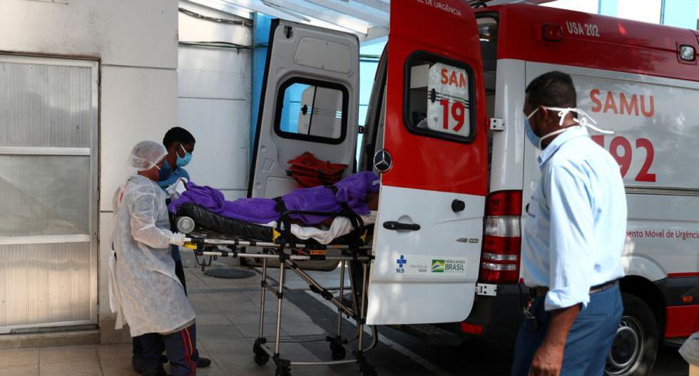 Coronavirus en Brasil | Últimas noticias | Último minuto: reporte de infectados y muertos por COVID-19 hoy, domingo 30 de mayo del 2021. (Foto: REUTERS/Pilar Olivares).