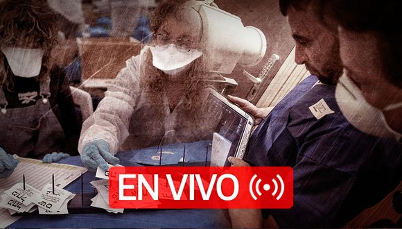 Coronavirus | EN VIVO | Último minuto, número de muertos y casos confirmados de Covid-19 en Estados Unidos, Brasil, Reino Unido, España, Italia y el resto del mundo, hoy miércoles 03 de Junio de 2020. (Foto: Diseño El Comercio)