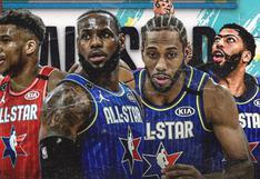 NBA All Star Game 2021 EN VIVO: cómo y dónde ver Team LeBron vs. Team Durant