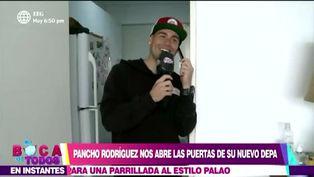 Pancho Rodríguez hace sorpresiva revelación sobre Said Palao y Alejandra Baigorria