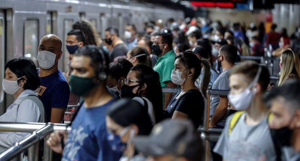 Coronavirus en Brasil | Ultimas noticias | Último minuto: reporte de infectados y muertos hoy, miércoles 8 de julio del 2020 | Covid-19 | (Foto: EFE)