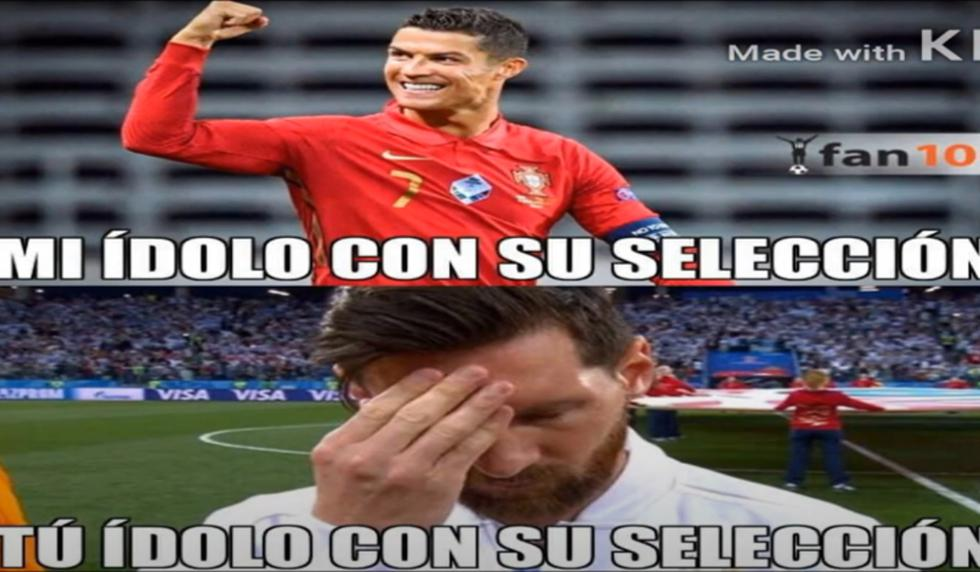 Los mejores memes tras los 101 goles de Cristiano Ronaldo con Portugal | Foto: Youtube