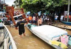 Gobierno decreta estado de emergencia en Madre de Dios debido a inundaciones