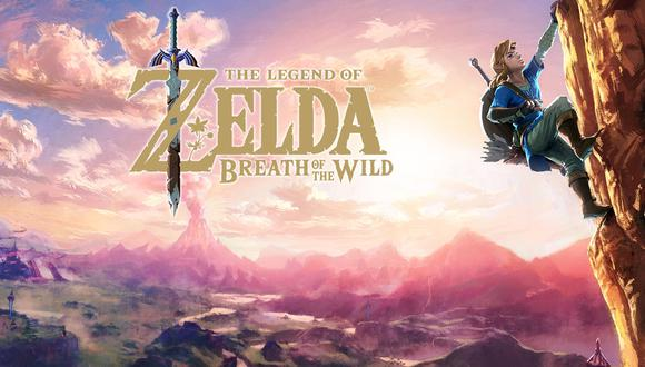 The Legend of Zelda: Breath of the Wild de Nintendo Switch mejor valorado por la crítica. (Difusión)