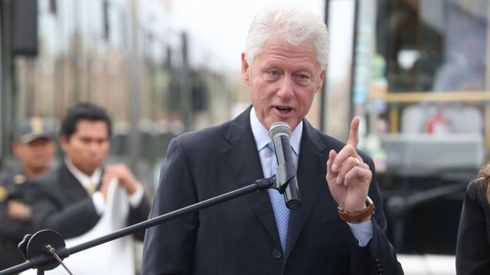 Luis Castañeda y Bill Clinton: las imágenes del encuentro  - 4