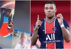 Kylian Mbappé: el precioso gesto del francés con un niño peruano hospitalizado [VIDEO]