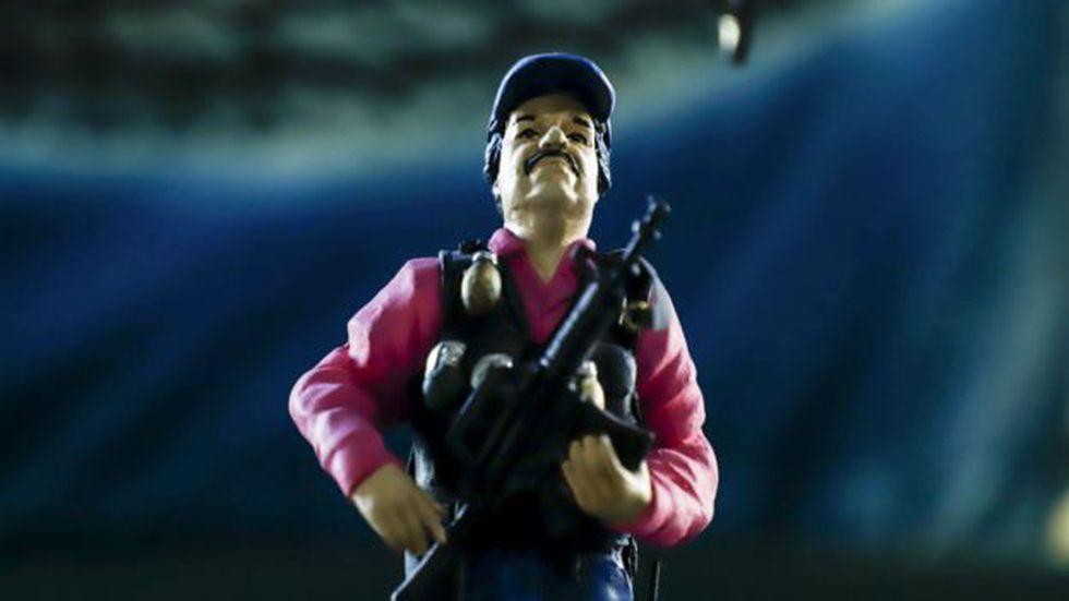 Guzmán Loera fue uno de los líderes del Cartel de Sinaloa. Foto: AFP, via BBC Mundo