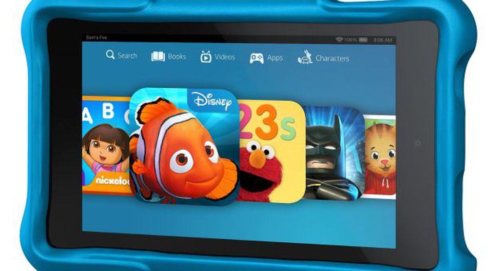 Amazon renueva tablets Fire HDX y HD y presenta Kindle Voyage - 4