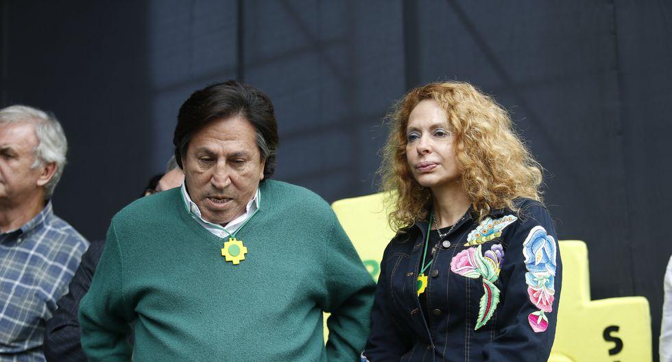 Ex presidente Alejandro Toledo es acusado junto a su esposa Eliane Karp y otros, por el presunto delito de lavado de activos.
