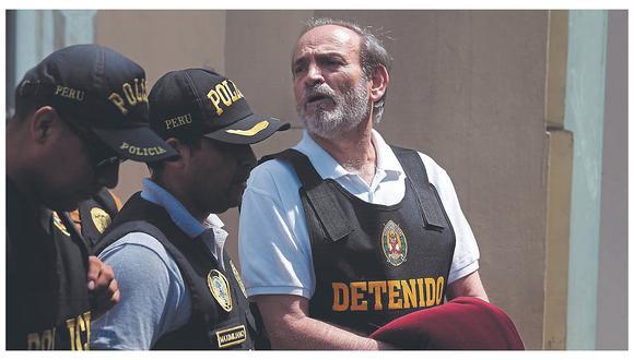 El ex gobernador regional de Lambayeque, Yehude Simon, fue detenido esta semana por su implicación en el Caso Odebrecht.