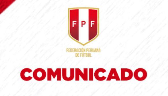La Federación Peruana de Fútbol (FPF) informó que un miembro del cuerpo técnico de Ricardo Gareca dio positivo para COVID-19 | Imagen: Captura @SeleccionPeru.