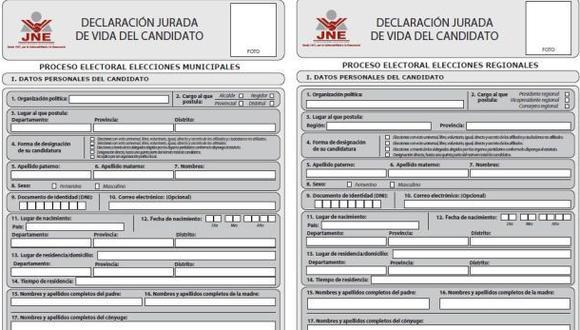 Vacíos legales permiten postular a candidatos con antecedentes