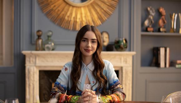 """""""Emily in Paris"""" ha sido nominada como mejor comedia para los Globos de Oro 2021 (Foto: Netflix)"""