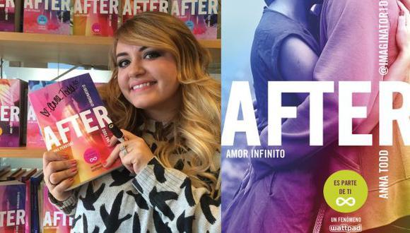 """""""After"""": publicaron el último libro de exitosa historia"""
