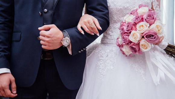 Un policía decidió casarse en su hora de almuerzo. Luego de ello, volvió a trabajar. (Foto referencial: StockSnap / Pixabay)