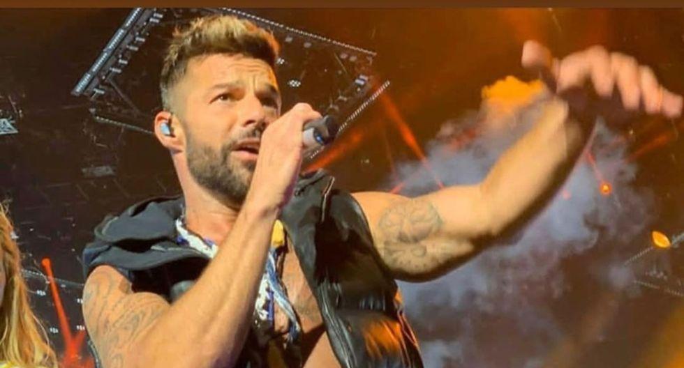 Ricky Martin regresará a Viña del Mar. (Foto: @ricky_martin)