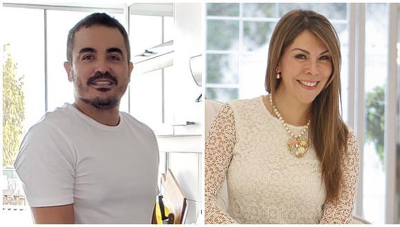 Diseñadores de moda Yirko Sivirich y Claudia Jiménez. (Fotos: El Comercio / Patricia Uehara / Manuel Melgar)