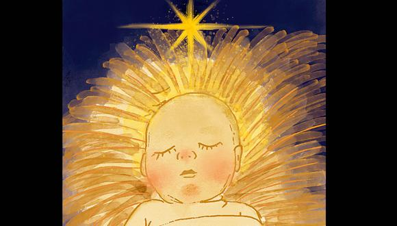 """""""Navidad, más allá de lo que sabemos"""", por Pedro Suárez Vértiz. (Ilustración: Nadia Santos)"""