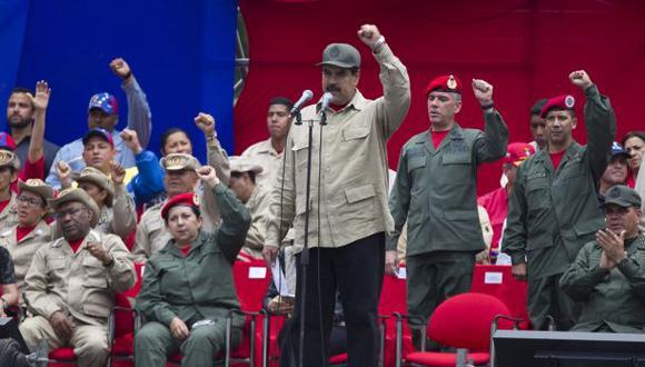 El último sostén del gobierno de Nicolás Maduro: los militares