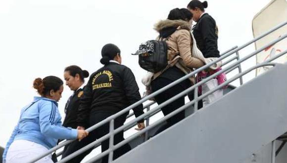 El Ministerio del Interior se encuentra trabajando un proyecto para la expulsión del país de los ciudadanos extranjeros que cometan delitos | Foto: Andina / Archivo
