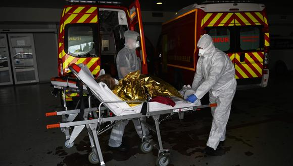 Coronavirus en Francia | Ultimas noticias | Último minuto: reporte de infectados y muertos miércoles 15 de abril del 2020 | Covid-19 | (AFP / Christophe SIMON).