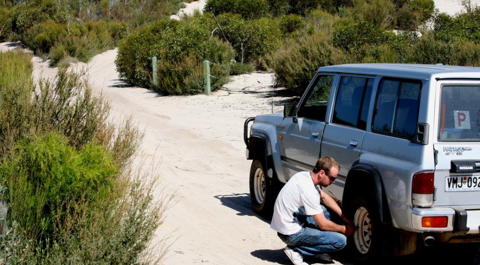 Seis tips para manejar en off road - 3