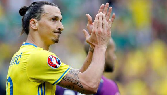Zlatan Ibrahimovic ha vuelto a dar que hablar debido a sus declaraciones. (Foto: AP)