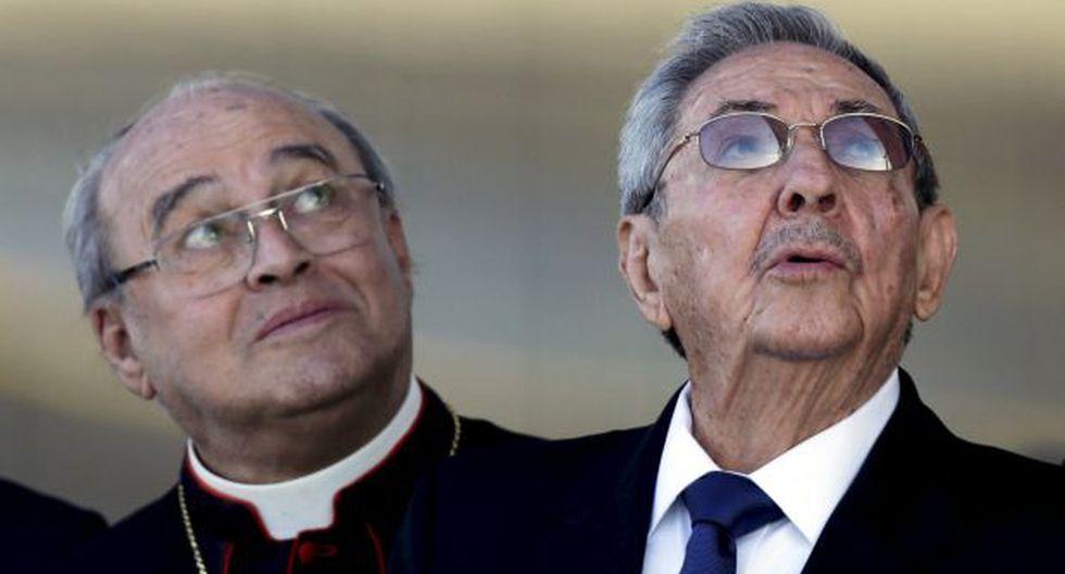 """El """"cardenal del deshielo"""" se despide de la Iglesia cubana"""