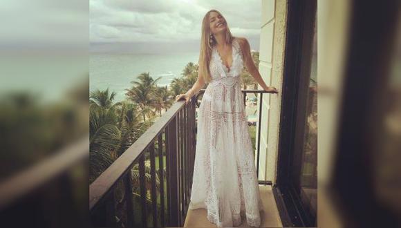 Así se prepara Sofía Vergara para su boda con Joe Manganiello