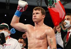 Canelo Álvarez retiene los títulos supermedianos CMB y AMB tras ganar por TKO ante Avni Yildirim